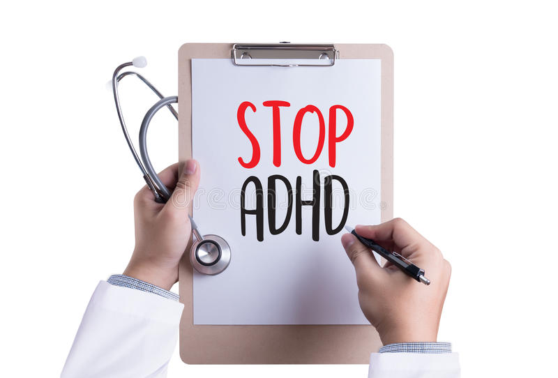 steps to stop adhd